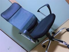 ポジティブシンキングで衝動買いした椅子